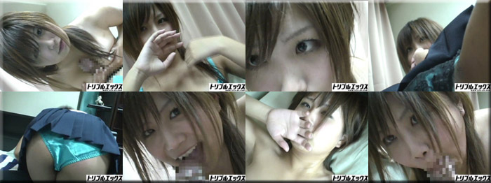 大塚愛に激似な女子高生のアダルト動画